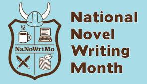 National Novel Writing Month!