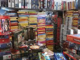 We would love to have your unwanted jigsaws and board games