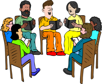 Library Reading Group next session Thursday 5th July