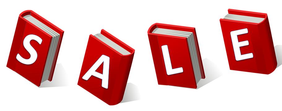 Book Sale!!