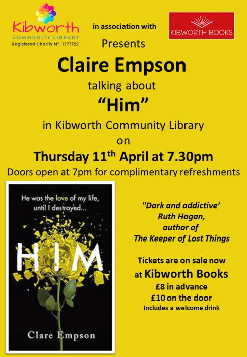 "Claire Empson ""Him"""
