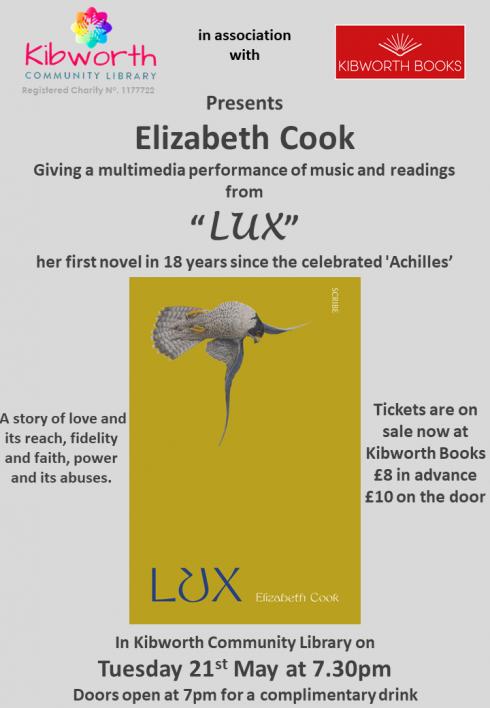 Elizabeth Cook – Lux