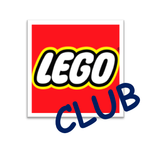NEW!! Lego Club