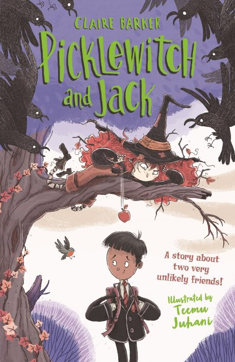 Picklewitch and Jack by Claire Barker