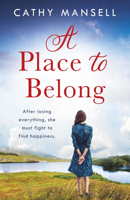 Cathy Mansell – A Place to Belong – with afternoon tea